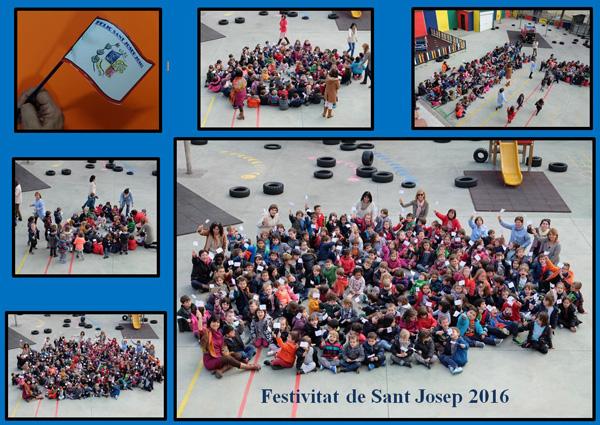 Diada de Sant Josep 2016 - Infantil