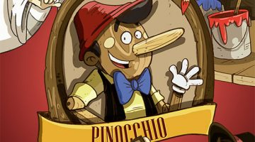 pinocchio FRONT PAGE