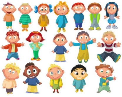 cartoon-children-vector-03