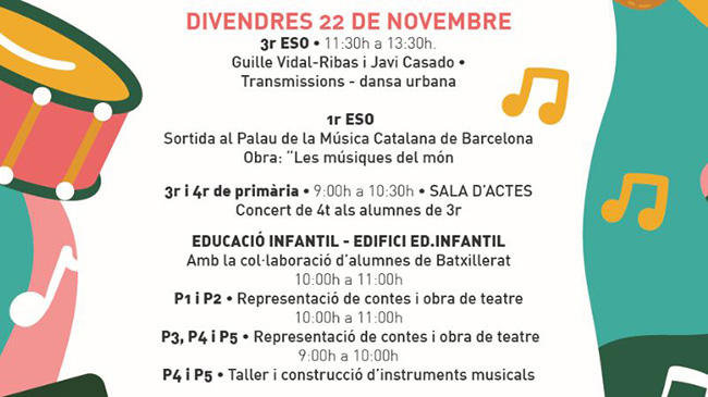 Santa Cecília 2019-22 novembre